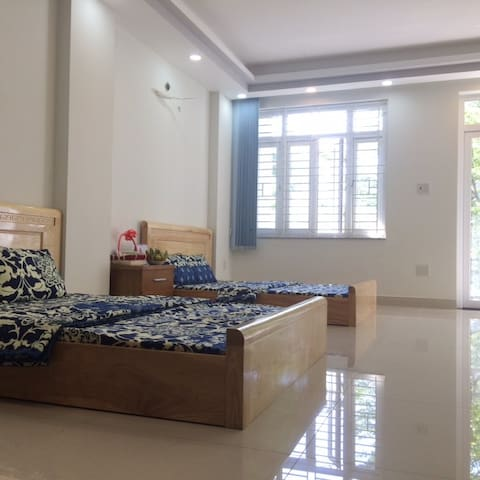 Green Villas- a cozy room in a villas - นครโฮจิมินห์ - บ้าน