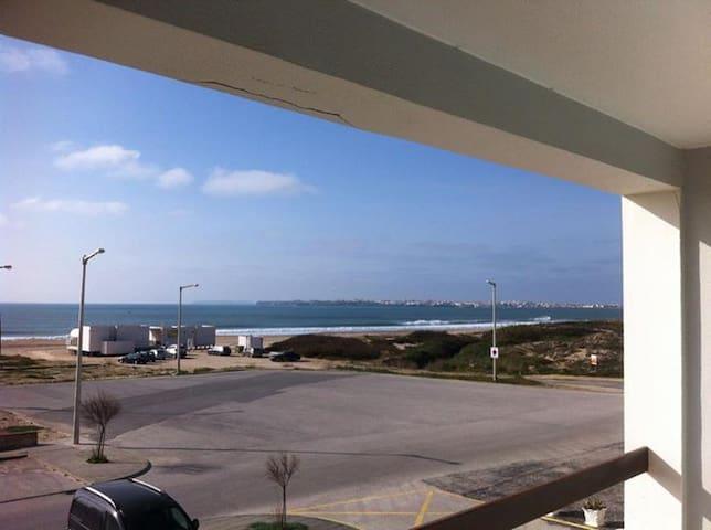 Duplex Apartment with Beach View