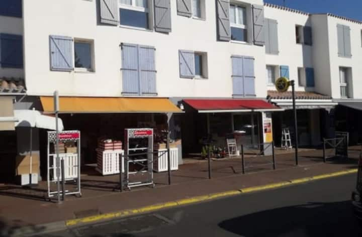 Appartement centre-ville de Noirmoutier