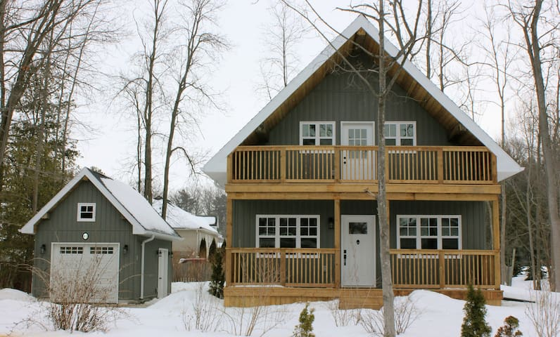 Big Bay Point Lakeview Cottage - Innisfil - Rumah