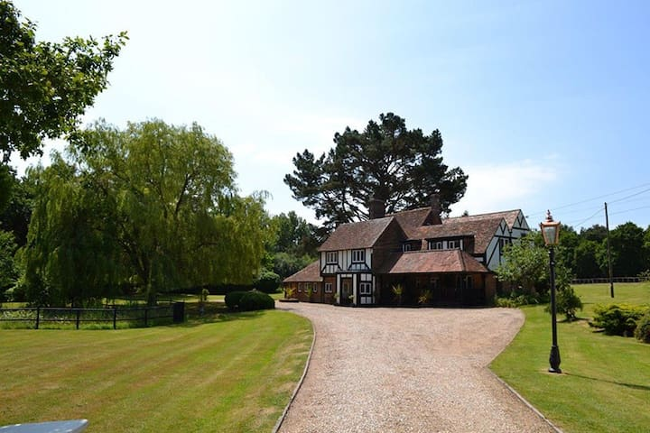 Large Luxurious Suite in E Sussex - Lewes - Lägenhet