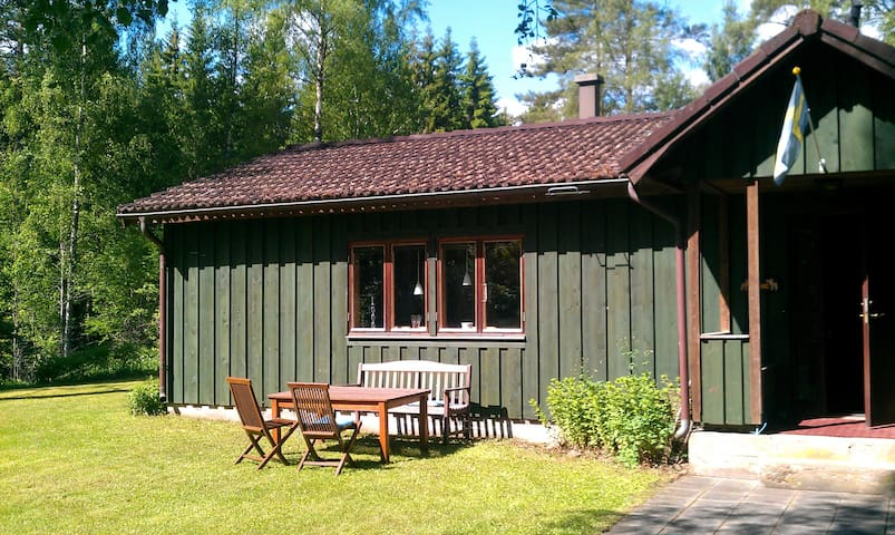 Ferienhaus 8 Personen - Südschweden - Danielshammar - Cabaña
