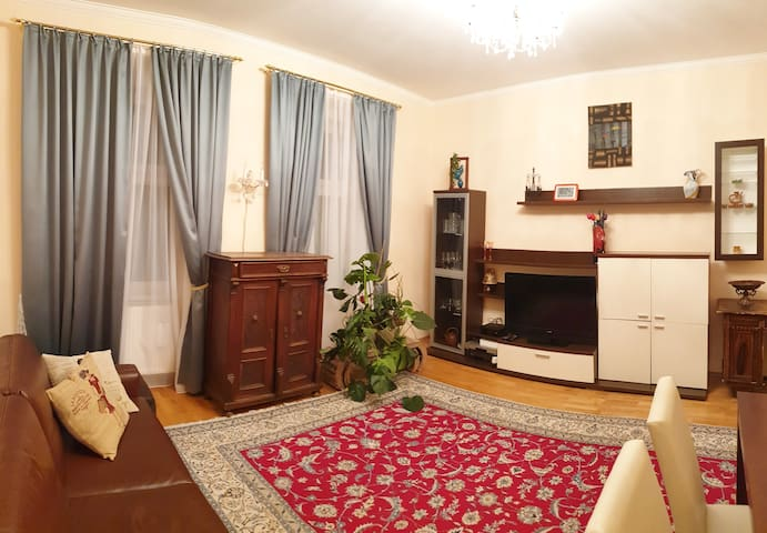 Elegant and cozy apartment near City Center
