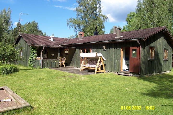 Ferienhaus 9 Personen - Südschweden - Danielshammar - Cabana
