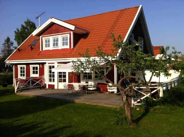 Skärgårdsidyll - Österskär - Maison
