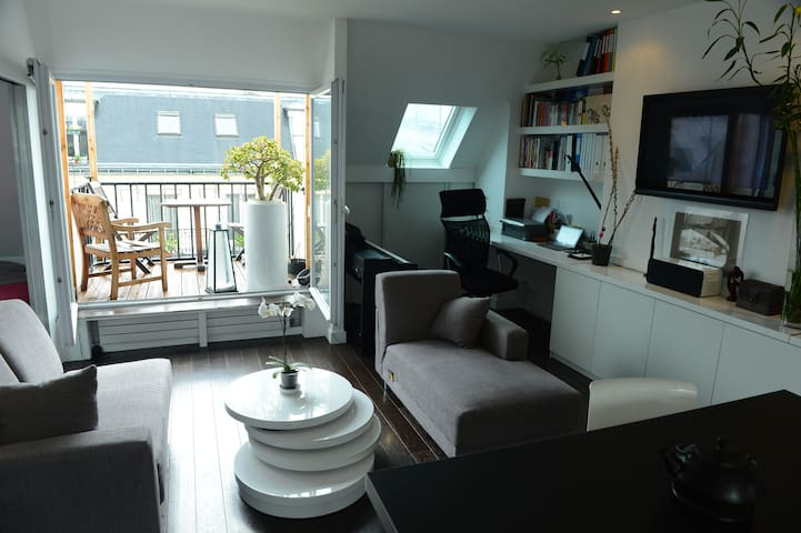 Cosy appartment near Montmartre