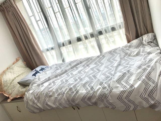 温暖的小屋屋~little warm department~ - Fuzhou Shi - Huoneisto