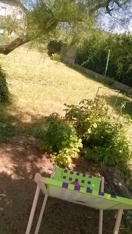 charming house with garden and cat - Saint-Pierre-des-Corps - Talo