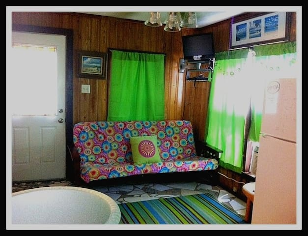 Beach cabin- The Shell - Port Aransas - Cabane