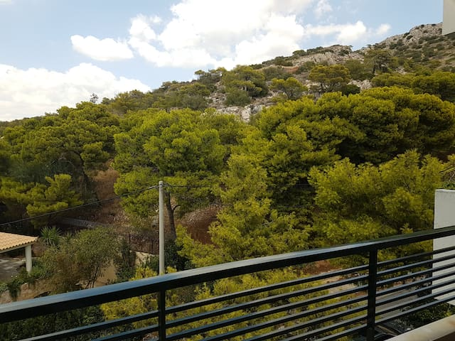 Easy going 50sqm Vouliagmeni apartment