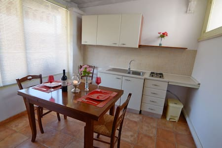 Apartment at 1 km from the beaches - Boncore - Lägenhet