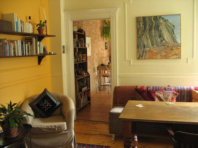Your serene home in pristine location - Montreal - Apartamento