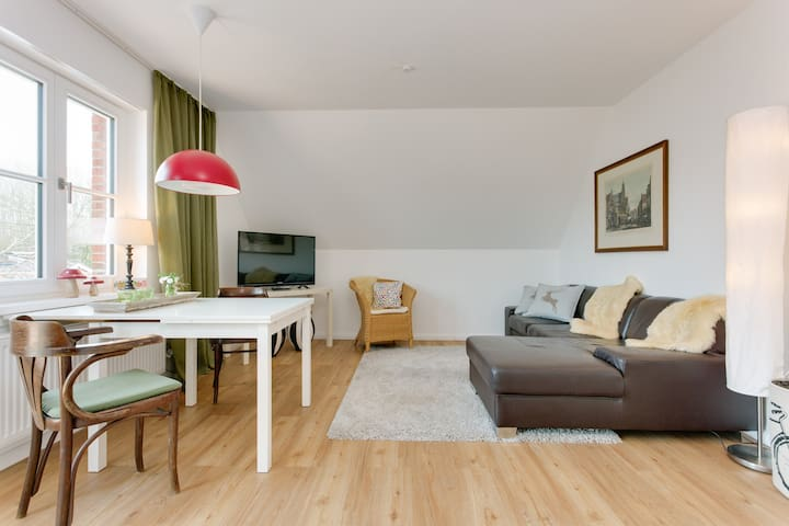 Ferienwohnung Fliegenpilz - Münster - Apartamento