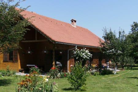 Grande Cabane dans les Carpates,  - Avrig