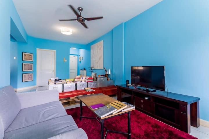 Purrfect and Cozy Room - KL Bangsar South Condo