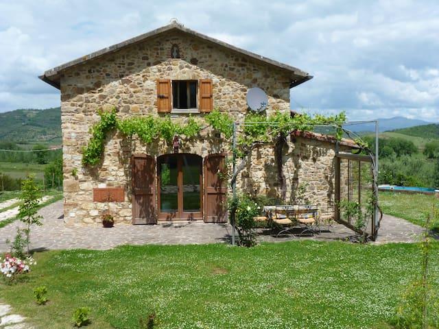 Casale di Campagna 20 Min. zum Meer - Vetulonia - Dom