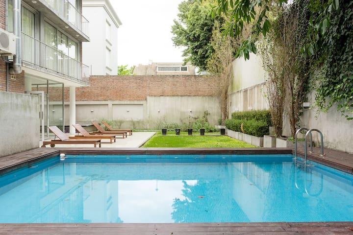 Martinez Apartment 407 - Martínez - 公寓