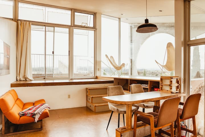 Sky Suite @ Arcosanti