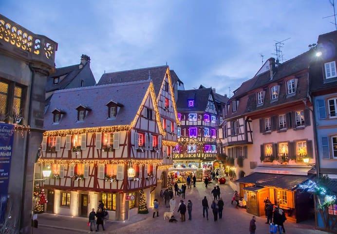 B&B 2 - Entre Vosges & Alsace Ski Marchés de Noël