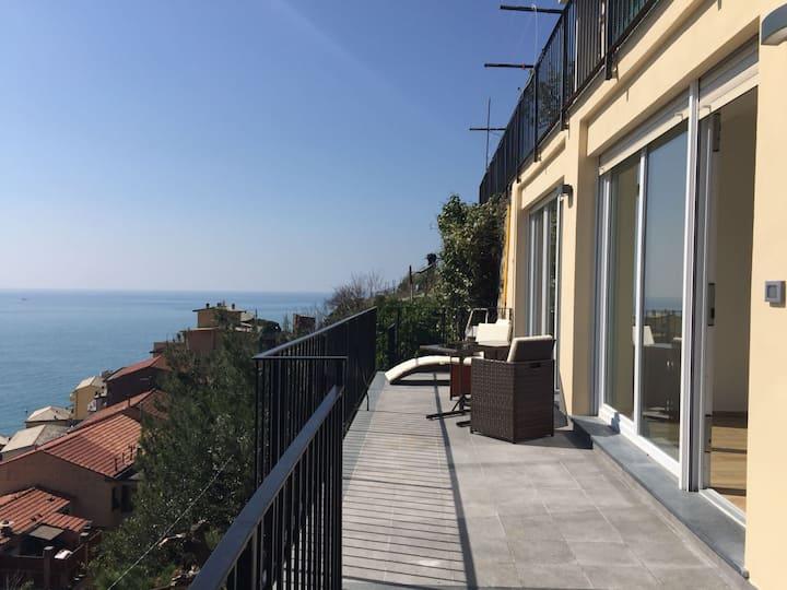 La Terrazza dal Nespolo - Awesome Seaview