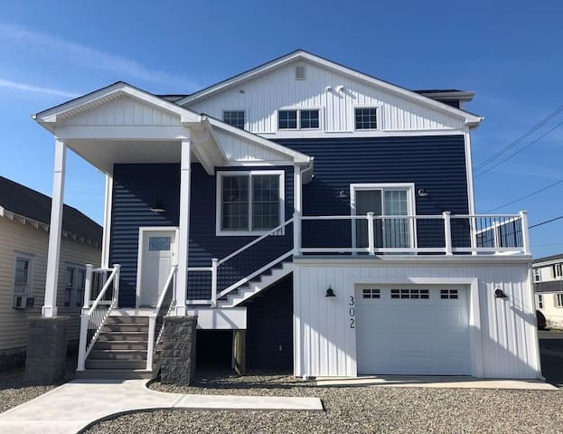 NEW, Stunning Jersey Shore Vacation Rental