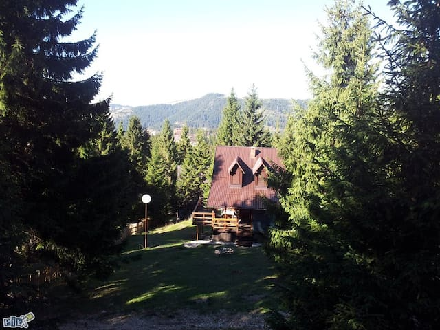 Cozy mountain house - Zenica - Rumah