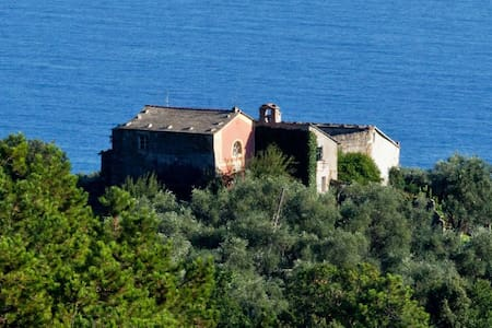 6 brdm, Secluded with Amazing Views - Alpicella