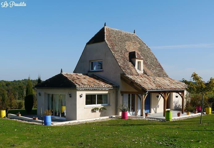 La Paudila - Charming Périgourdine - Saint-Martin-de-Gurson - Talo