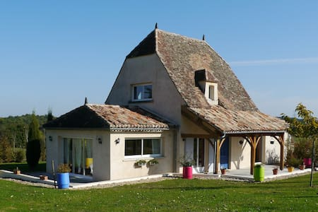 La Paudila - Charming Périgourdine - Saint-Martin-de-Gurson - Hus