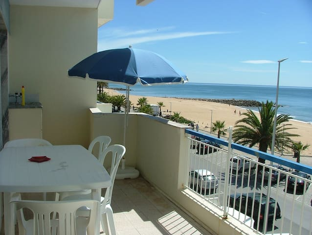 T1 for rent, sea front for holidays - Quarteira - Pis
