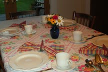 Breakfast at the Homeplace!