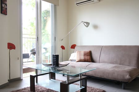 Beautiful double bedroom apartment - Paphos