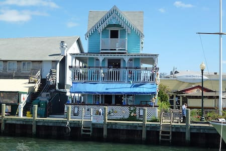 WATERFRONT PENTHOUSE OAK BLUFFS3ppl - Oak Bluffs