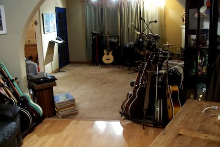 KultureShoq Studios, Music & Arts - Littlerock - Rumah
