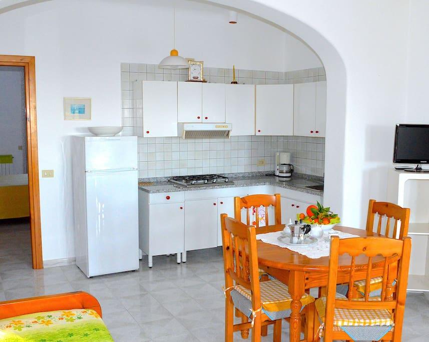 Salotto-Cucina