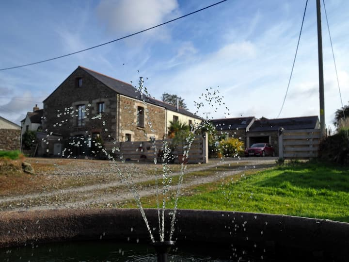 Shepherd's Crook - entire converted barn