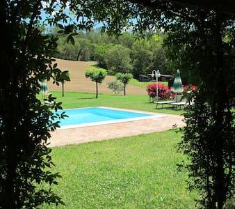 Cozy Farm house in Chianti - San Giovanni Valdarno - Apartamento