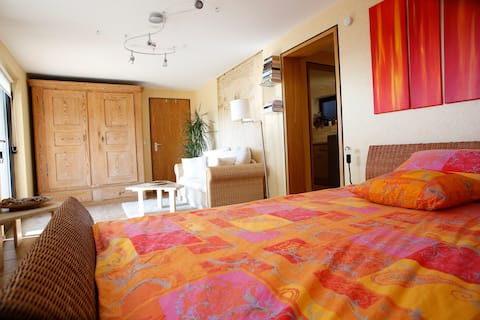 Holidayflat in the National Parc