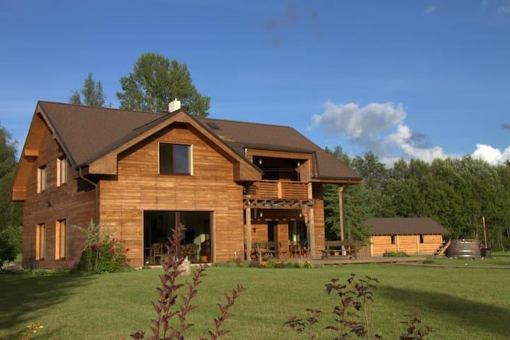 "Guest House ""Karumnieki"" - Sigulda - Talo"