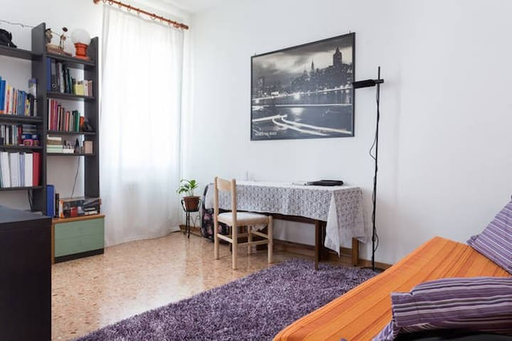 Convenient and Easy access to Venice - single room - Venetië - Appartement
