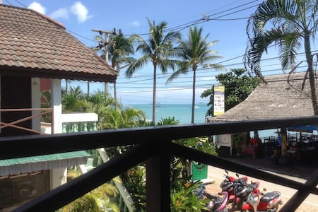 Siam Shades House Beach 11 - Ko Samui