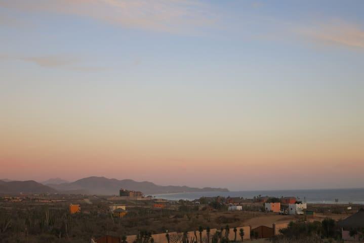 Oceanview Bungalow @ Cerritos Beach - El Pescadero - Villa