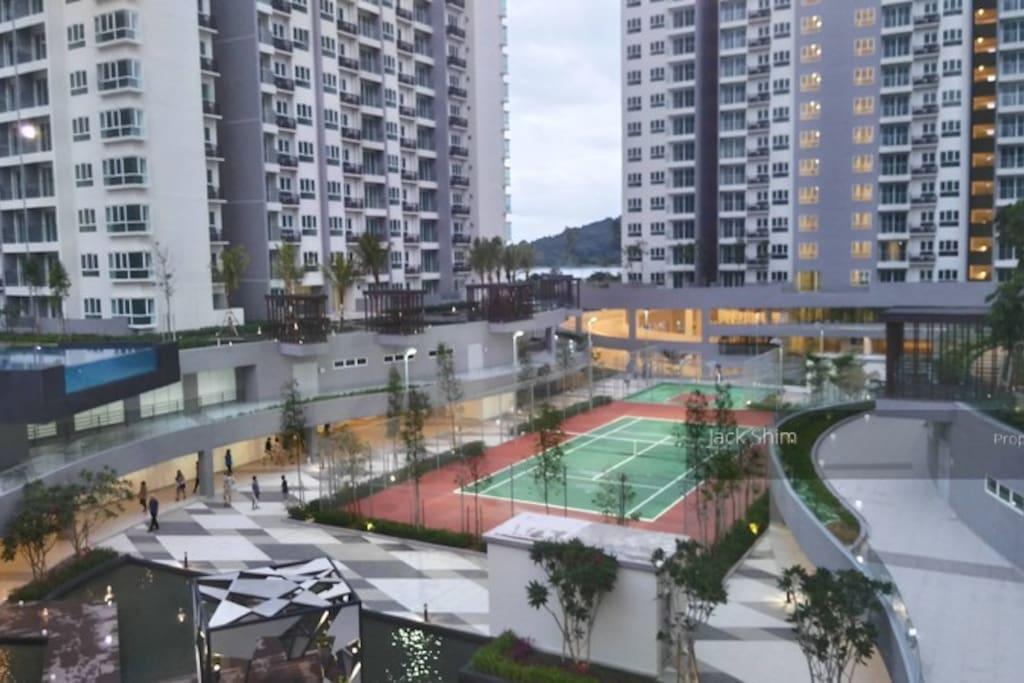 5 stars facilities -