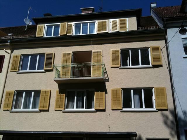 Reizende Wohnung im Herzen Bregenz!