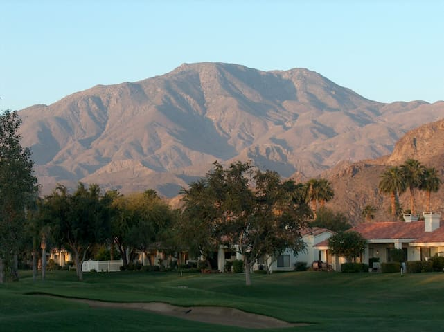 PGA West Palmer Villa, golf course/lake/mountains! - La Quinta - Villa