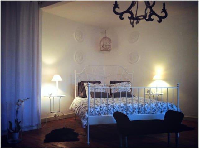 Chambre d'hotes Au Domaine Bardon - Chaunac