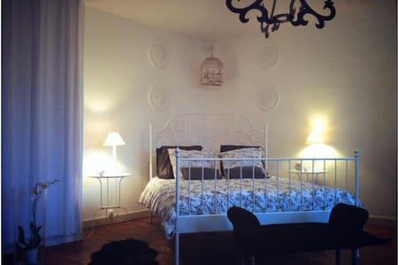 Chambre d'hotes Au Domaine Bardon - Chaunac - 独立屋