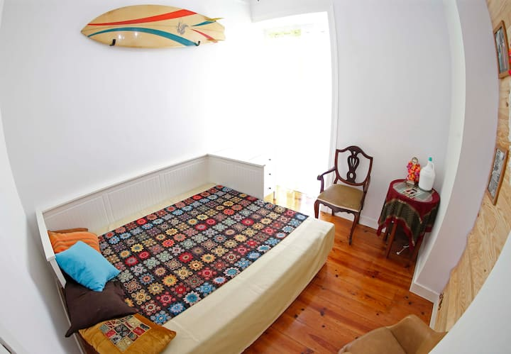 Double or Single Room Whit Balcony