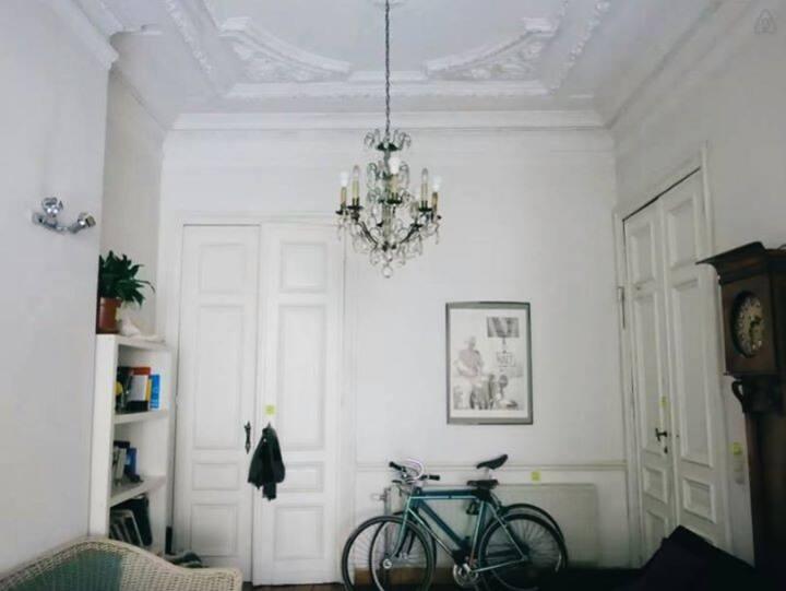 Bedroom in flatsharing