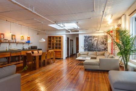Amazing 3 BR Penthouse Prime SOHO! - New York